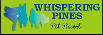 Whispering Pines pet resort