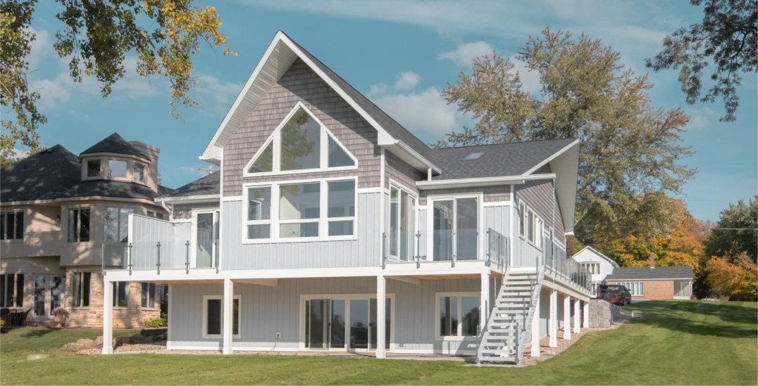 Scandinavian Modern – Lake House