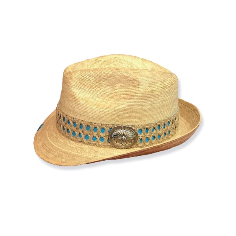 Ladies Western Wear - Fashion Hats - Kelsey Burlap