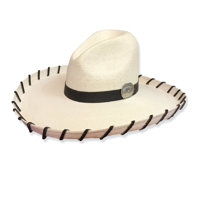 Ladies Western Wear - Fashion Hats - La Ranchera Chocolate