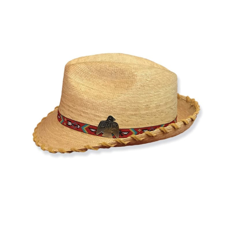 Ladies Western Wear - Fashion Hats - kelsey tan laced