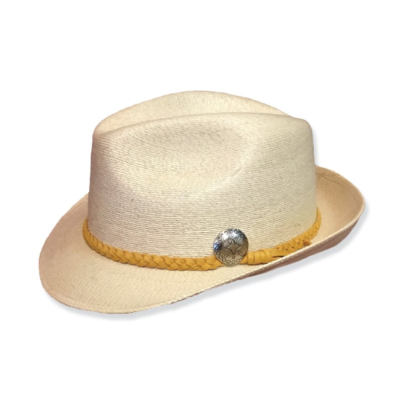 Ladies Western Wear - Ladies Fedora - Jessie Braided