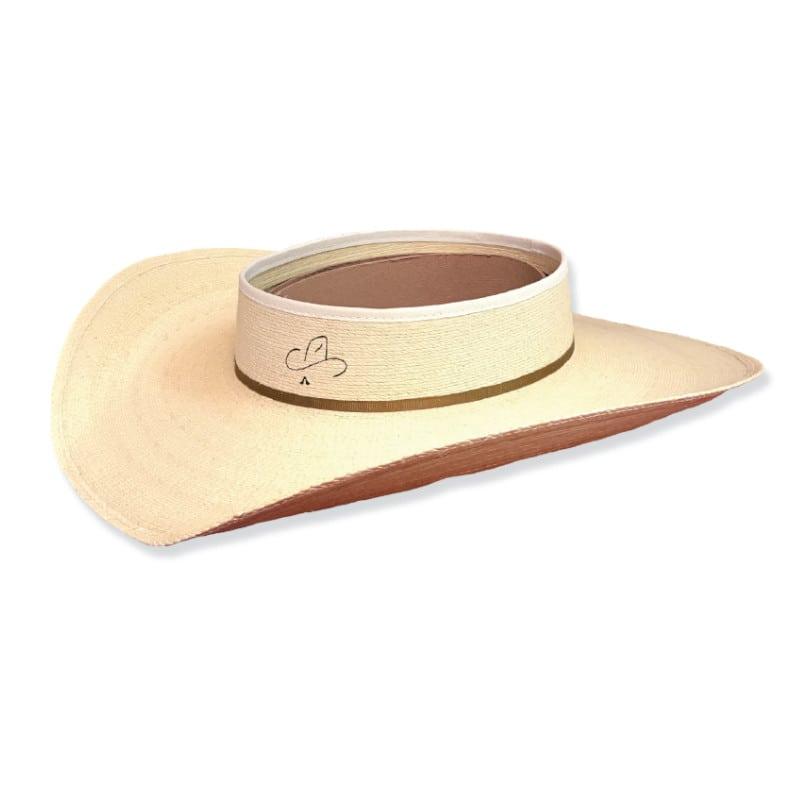 Mens western Wear - Cowboy Hats - Duke Visor
