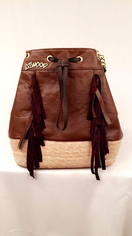 Rosa - Womens leather Purse - Atwood Purse