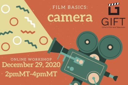 Film Basics: Camera