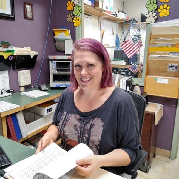 Chelsea - Office/Volunteer Coordinator