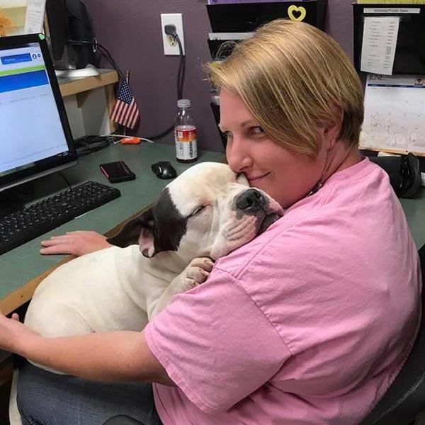 Animal Caretaker/Adoption Counselor - Heather