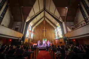 Central Presbyterian Church During SXSW