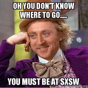 Wonka SXSW
