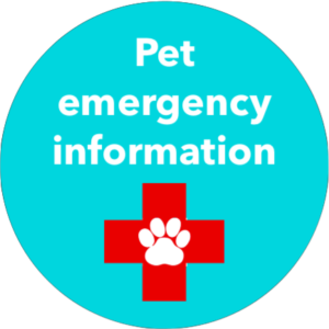 Pet emergencies