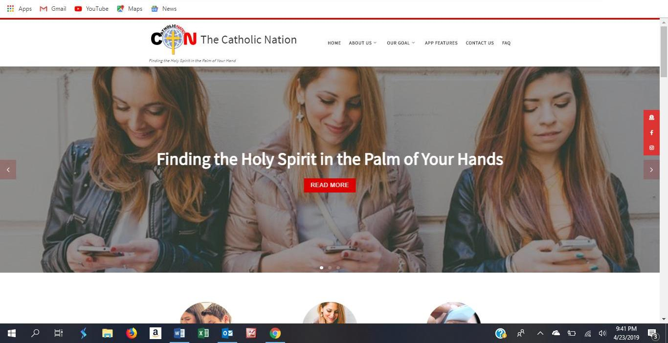 catholic nation website 1