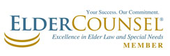 Elder law attorney member of ElderCounsel, LLC, Medicaid planning lawyer, experienced special needs trusts, qualified income trusts, long term care planning, Medicaid benefits