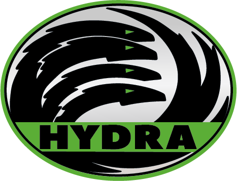 Hydra Logo with grey 2019 PNG