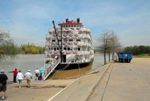 Landing at Vicksburg