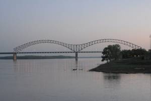 Dolly Parton Bridge - Memphis