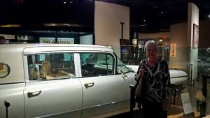 Elvis's Gold Cadillac