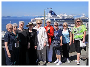 2012 Cruise to Seattle