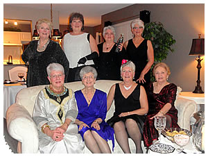 2014 – Our Red Carpet Bunko
