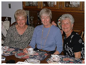 2001 Bunko With Sally Smith