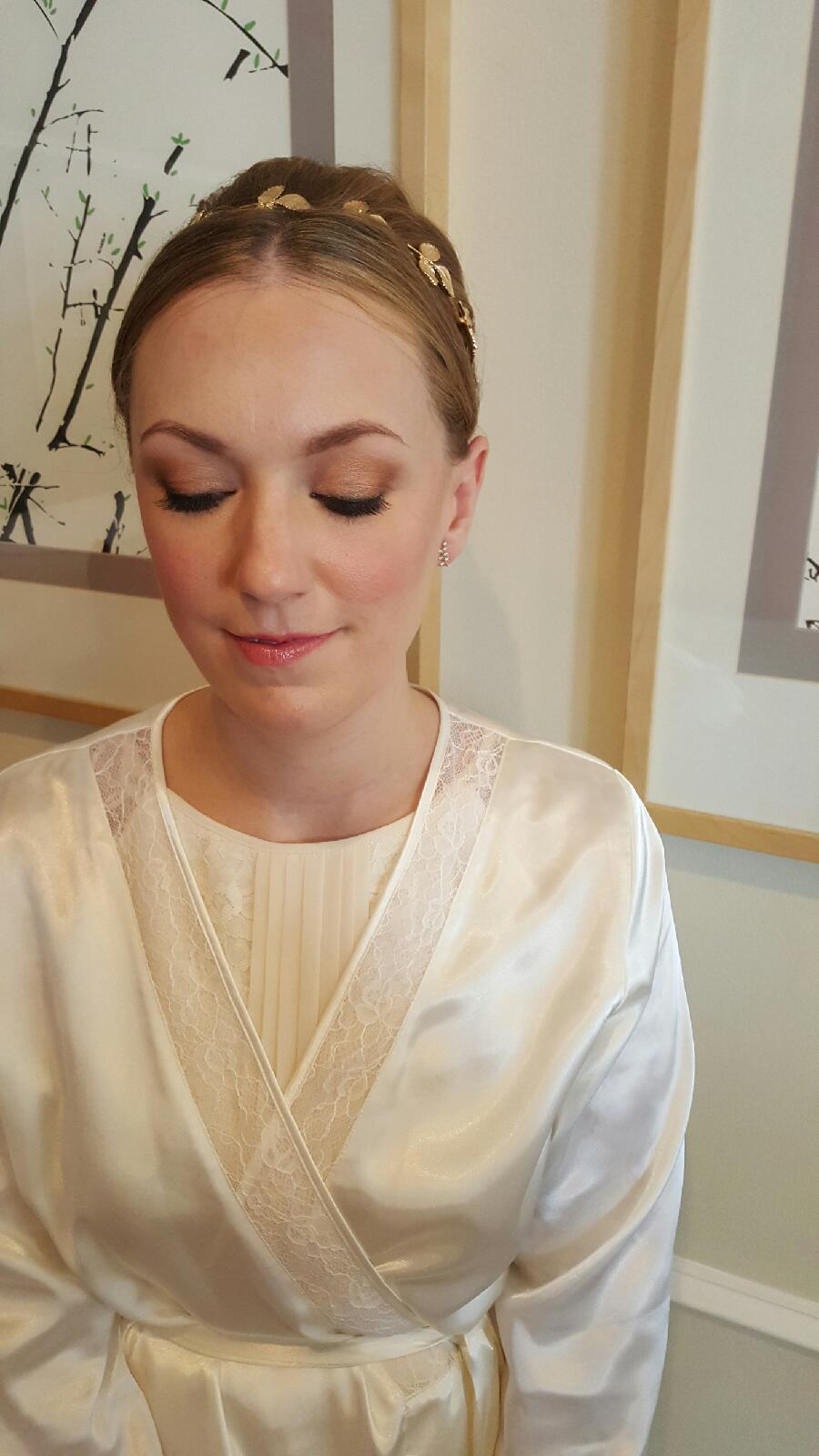 Diana Dangelo Makeup - Portfolio Work- Wedding Makeup