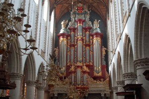 The St.Bavo organ