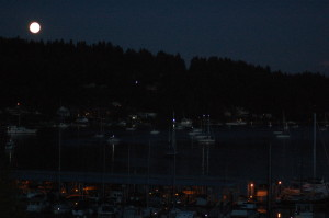 Gig Harbor bay