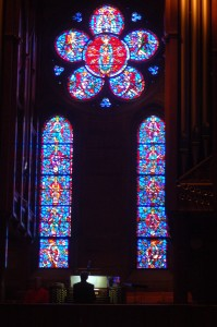Organ of Christ the King cathedral, Atlanta.