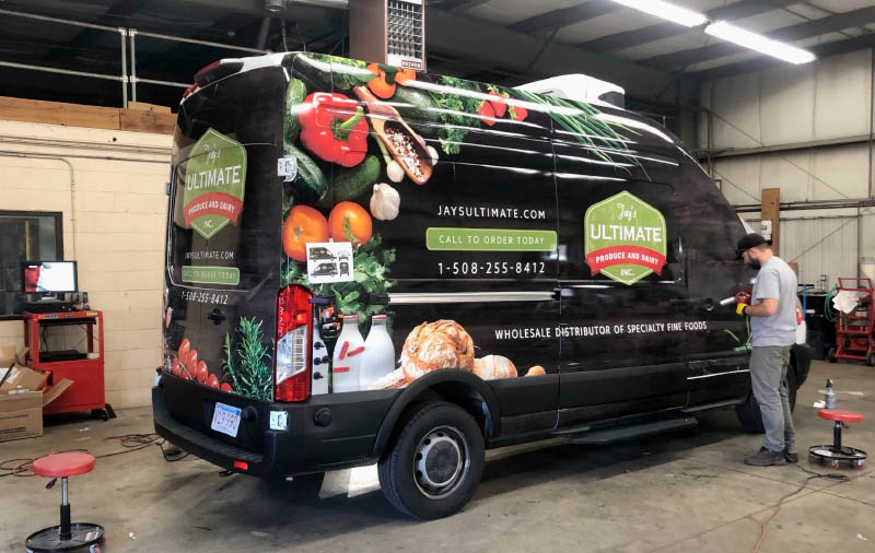 Check Out the New Jay's Ultimate Van!