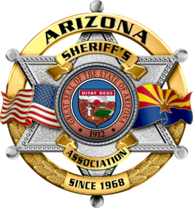 Arizona Sheriffs Association Logo