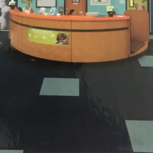 miami commercial carpet installation