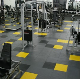 Commercial Waterproof Vinyl for Gym