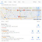 google map pack seo content marketing