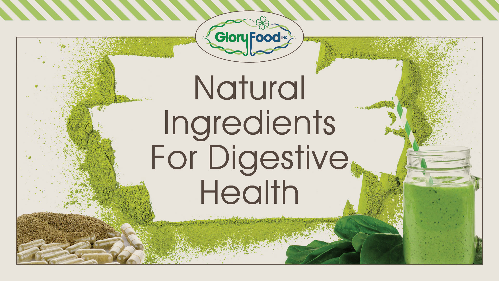 Ingredients for Digestive Health