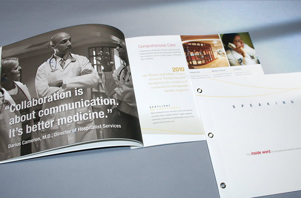 MedStar Harbor Hospital Vision Brochure