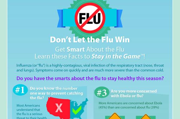 Feinstein Kean Healthcare Families Fighting Flu Graphic