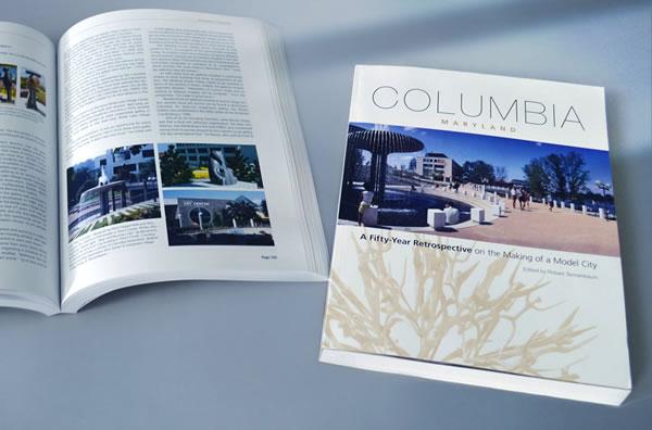 Columbia Commemorative Book - Robert Tennenbaum/Columbia Association