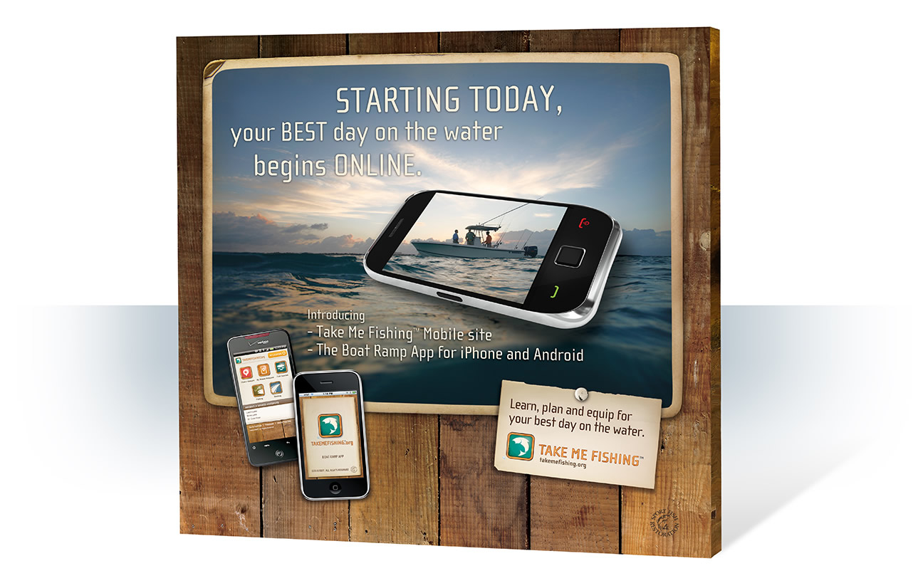 Recreational Boating & Fishing Foundation - Tradeshow Displays
