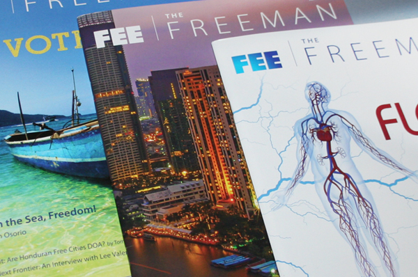 Freeman Magazine Covers - Integrated Printing & Graphics