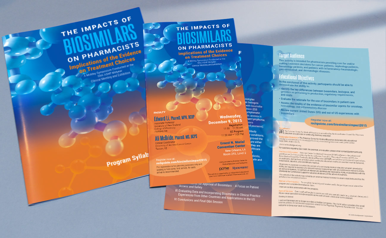 CME Program Materials - Rockpointe Corporation