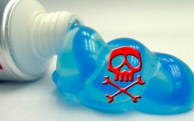 Change Your Toothpaste To Reduce Toxins