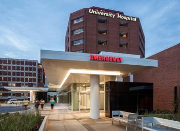 Methodist University Hospital Emergency Department