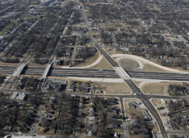 I-40/I-240 Mid-City Interchange