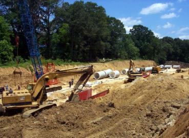 Wolf River Interceptor Relief Sewer
