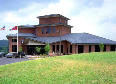 Newport Utilities Board Administrative Building