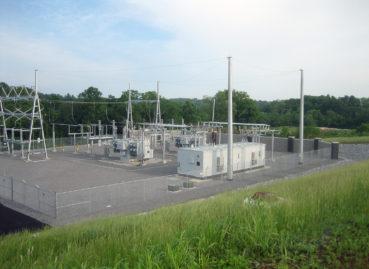 West Creek Substation
