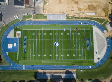 Harding Academy Sports Field Improvements