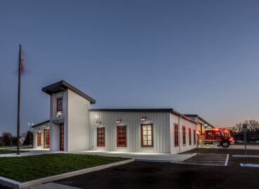 Winchester Fire Station #1