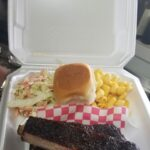 Rib Plate with 2 Sides