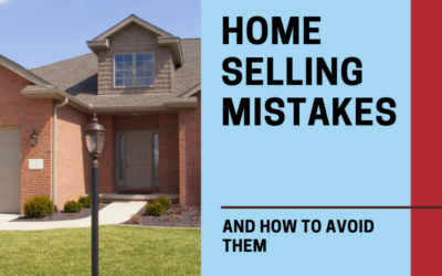 Avoid These Mistakes When Selling