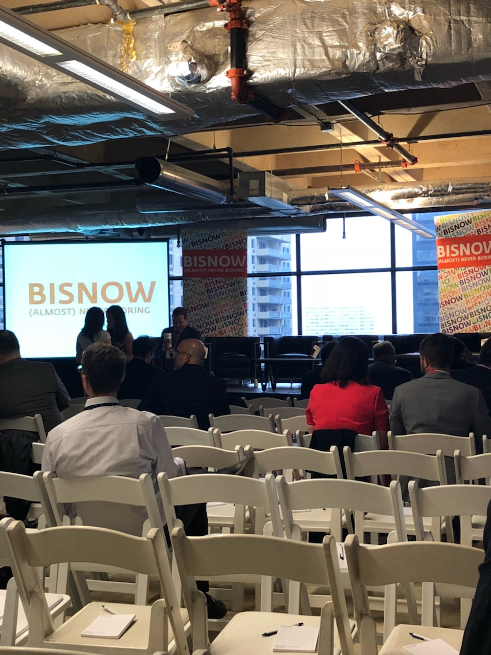 Real Estate is all about relationships, and networking opportunities especially at the Bisnow Philadelphia State of the Market Event!